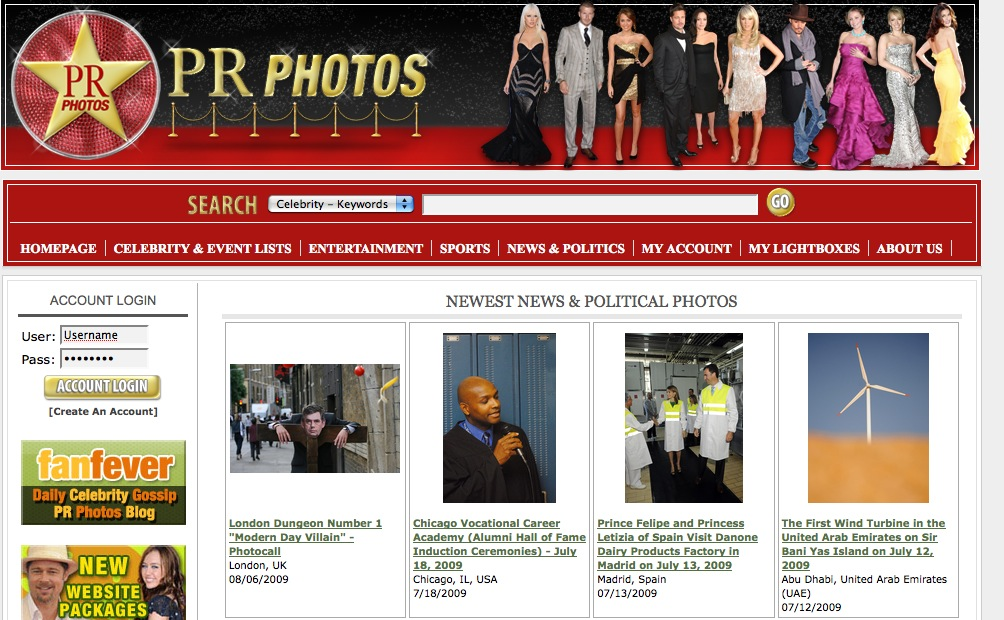 pr photo homepage