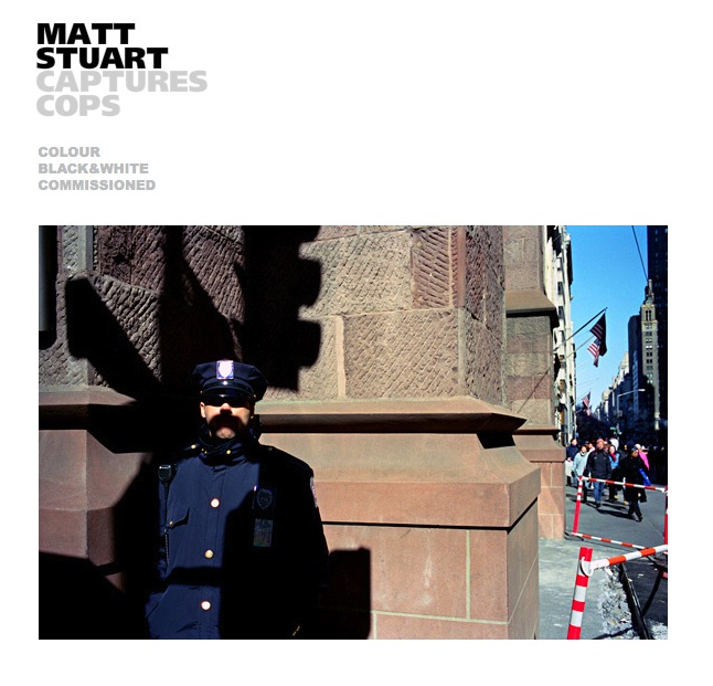 Matt Stuart website