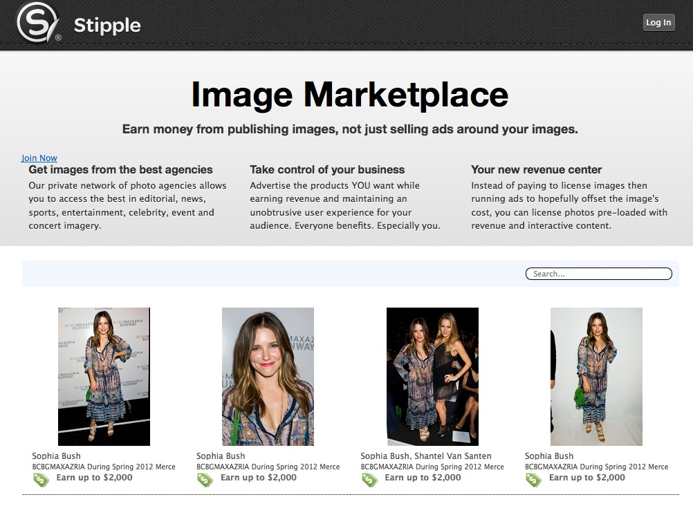 Stipple Marketplace